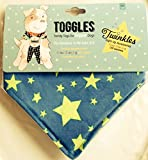 Toggles Togs414 Twinkles Sternenklare Nacht Bandana