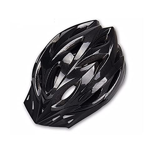 Adult Bike Helmet, Adjustable Lightweight Cycling Helmet with Honeycomb Type 18 Holes Mountain Bicycle Racing Helmet for Men and Women,