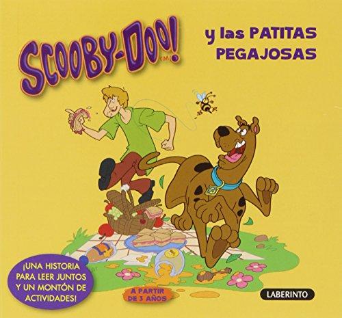 2.SCOOBY-DOO! Y LAS PATITAS PEGAJOSAS.(SCOOBY-DOO!)