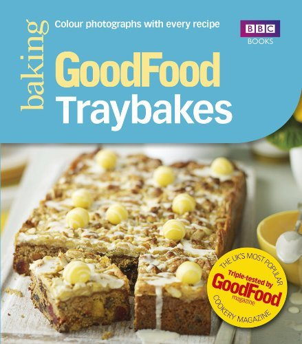 By Sarah Cook - Good Food: Traybakes