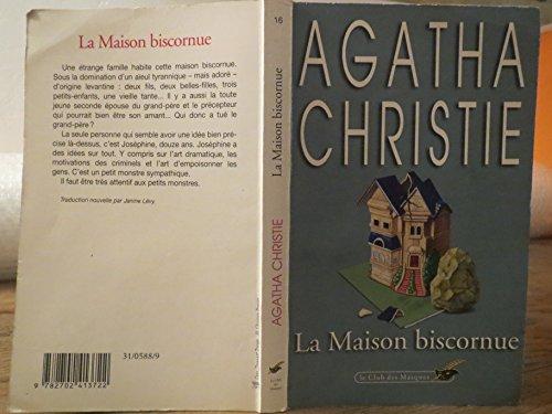 Read Agatha Christie La Maison Biscornue Crooked House Traduit