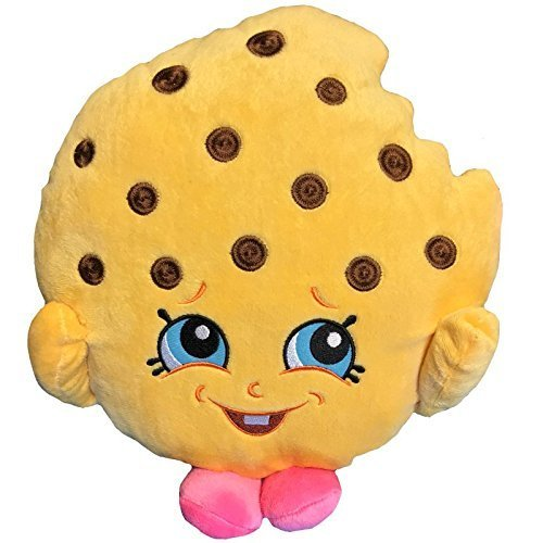 "Plush - Shopkins - Chocplate Chip Cookie 10"" Soft Doll Toys New 149853"