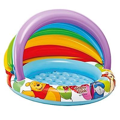 Intex nbsp;57424 Piscine gonflable pour bébé Winnie the Pooh 102x 69cm
