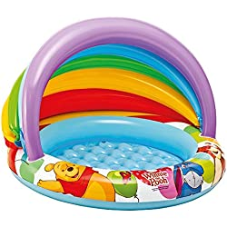 Intex - Piscina hinchable Intex winnie the pooh 102x69 cm - 45 l - 57424NP
