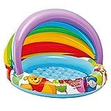 Best Intex Juguetes para bebés - Intex - Winnie the Pooh piscina bebé hinchable Review