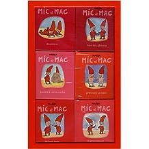 Mic et Mac rouges : Coffret 6 volumes