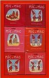 Mic et Mac jouent à cache-cache : série rouge   Nadja (1955-....). Auteur