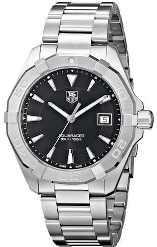 Reloj de pulsera para hombre - Tag Heuer TAG-WAY1110.BA0910
