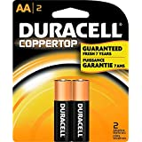 Duracell Alkaline Battery Size Aa 1.5 V Card 2