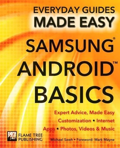 Samsung Android Basics: Expert Advice, Made Easy (Everyday Guides Made Easy) Samsung-entertainment-system