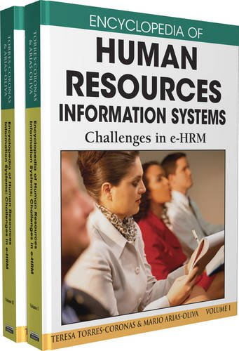 Encyclopedia of Human Resources Information Systems: Challenges in E-Hrm (2 Volume Set)