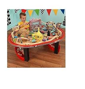 Circuit Cars sur table - Disney