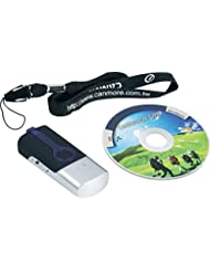 3in1 GPS Gerät GT-730FL (Schwarz - Klavierlack) USB GPS Empfänger + Datenlogger + Foto Tracker Integrierte Akku 17 Std Empfänger, Geräte, Gerät, Logger, Fahrrad GPS Logger Data Logger geotagger geotag fotos GT-730FL-S