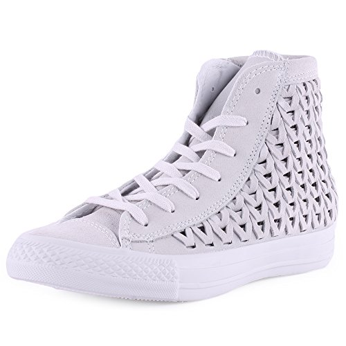 Converse All Star Hi Damen Sneaker Neutral Light Grey