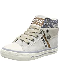 Mustang 5024-503-203 Unisex-Kinder Hohe Sneakers