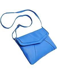 TOOGOO(R) Fashion Women's Envelope Bag Leather Messenger Bags Handbag Shoulder Crossbody Cross Body Bags Purses... - B015YZ8NOA