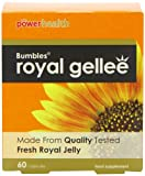 Power Health 500mg Bumbles Royal Gellee Economy - Paquet de 60 capsules