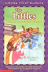 The Littles Go Around the World (Littles First Readers) by John Lawrence Peterson (2000-11-05)