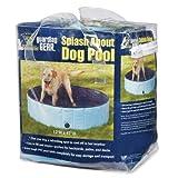 Best Pet Gear Dog Strollers - Guardian Gear Splash About Dog Pool, Medium, Sky Review
