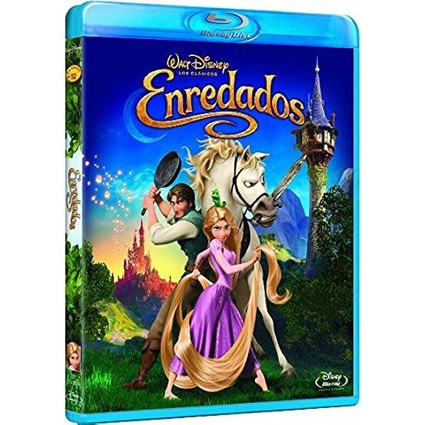 Enredados [Blu-ray]: Amazon.es: Mandy Moore, Zachary Levi ...