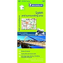 Lyon & Surrounding Areas 2016