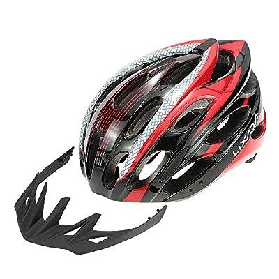 Lixada Cycle Helmet,Super Adjustable Lightweight Bike Helmet Mountain Cycling Helmets for Men and Women from Lixada