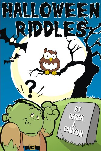 Halloween Riddles - Rhyming Riddles #4 (English Edition)