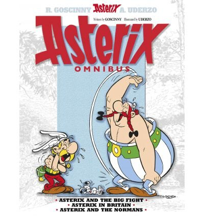 [ ASTERIX OMNIBUS, VOLUME 3: ASTERIX AND THE BIG FIGHT, ASTERIX IN BRITAIN, ASTERIX AND THE NORMANS (ASTERIX OMNIBUS #03) ] By Goscinny, Rene ( Author ) Jan- 2012 [ Hardcover ]