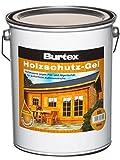 Burtex Holzschutz Gel Teak - 5 Liter
