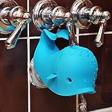 Silicona Suave Cubierta Para Bañera Para Bebés - Seguridad Cobertura Para niños and bebé - Tapa Protectora Del Grifo Animal - Tapa del chorro de agua de la bañera - Lindo Tapa de seguridad de la bañera