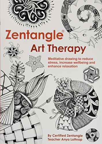 Zentangle Art Therapy por Anya Lothrop