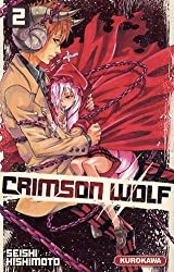 Crimson wolf Vol.2