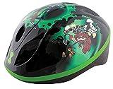 Ben 10 Omniverse Kids Safety Helmet - Green/Black, 52-56cm