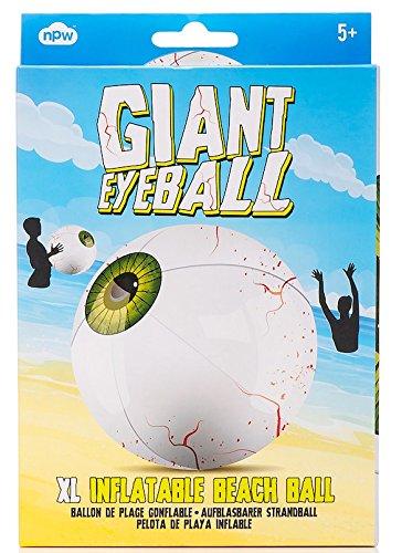 Gigante Inflable Ojo Balón