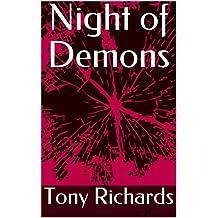 Night of Demons (The Raine's Landing Supernatural Thrillers Book 2)
