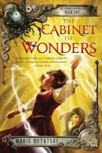 Cabinet of Wonders (The Kronos Chronicles)