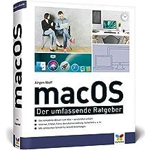 macOS: Das komplette Mac-Wissen. Aktuell zu macOS Mojave. Ideal zum Lernen und Nachschlagen