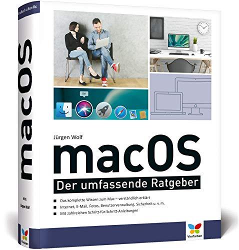 macOS: Das komplette Mac-Wissen. Für alle Modelle geeignet. Ideal zum Lernen und Nachschlagen. Aktuell zu macOS Mojave.