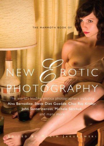 The Mammoth Book of New Erotic Photography Cover Image