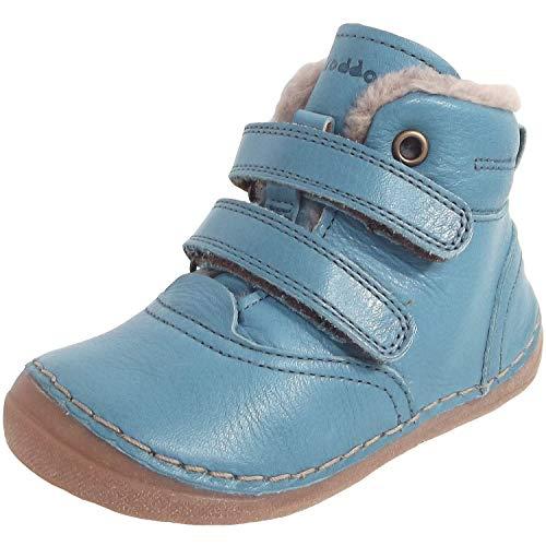 Froddo Lauflernschuh G2110078 Jeans mit Warmfutter 22