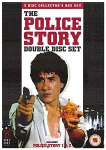Police Story/Police Story 2 [DVD]