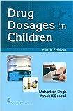 Best Childrens Books In Kindles - Drug Dosages in Children 9ed Review