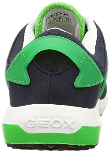 Geox J Asteroid A, Scarpe Low-Top Bambino Blu (C4248)