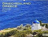 Griechenland 2018 Großformat-Kalender 58 x 45,5 cm: Greece 2018 - Franz Aßhauer