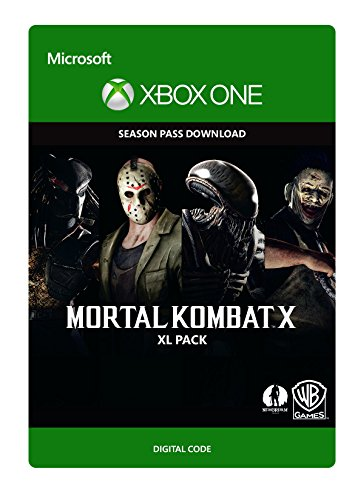 Mortal Kombat X: XL Pack Season Pass [Xbox One - Download Code]