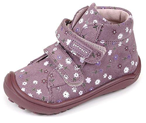 Garvalin161303B - Stivali bassi con imbottitura leggera Bambina , Rosa (Pink (Rosa Y ESTAMPADO FLORES)), 21 EU