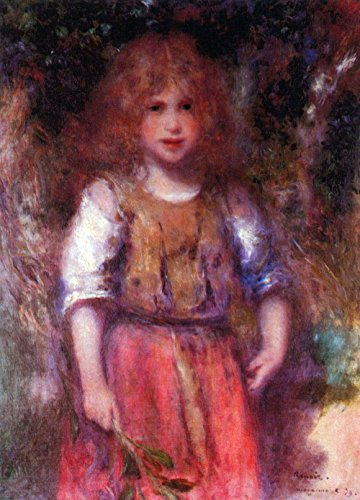 Das Museum Outlet-Gypsy Girl von Renoir-A3Poster