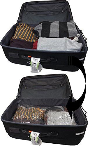Neusu Reise Beutel | 6er Set | unterschiedliche Größen | ideal für den Koffer und den Urlaub