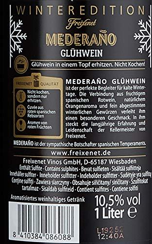 Freixenet Mederaño Glühwein Lieblich (6 x 1 l)