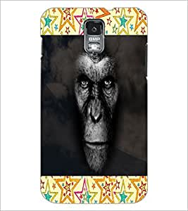 PrintDhaba Ape D-6043 Back Case Cover for SAMSUNG GALAXY S5 (Multi-Coloured)